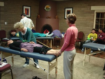Teaching Energy Kinesiology